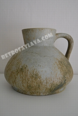 Otto Keramik handled vase