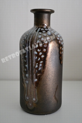 Ceramano vase - Decor Negro