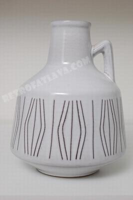 Clemens & Huhn handled vase