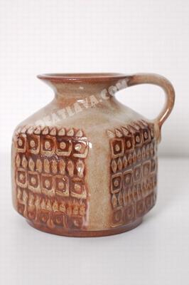 Ceramano vase  Decor Orienta -  beige