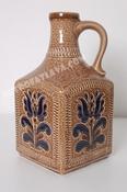 Marzi & Remy handled vase