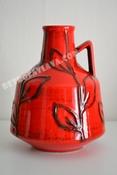 Ilkra Edel Keramik handled vase
