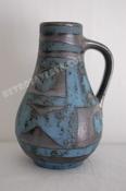 Carstens vase, Ankara decor